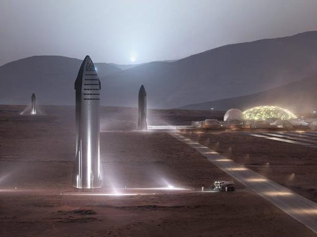 Elon Musk nói sẽ đưa 1 triệu người lên sao Hỏa vào năm 2050, sẵn sàng cho vay nếu bạn chưa đủ tiền  - Ảnh 1.