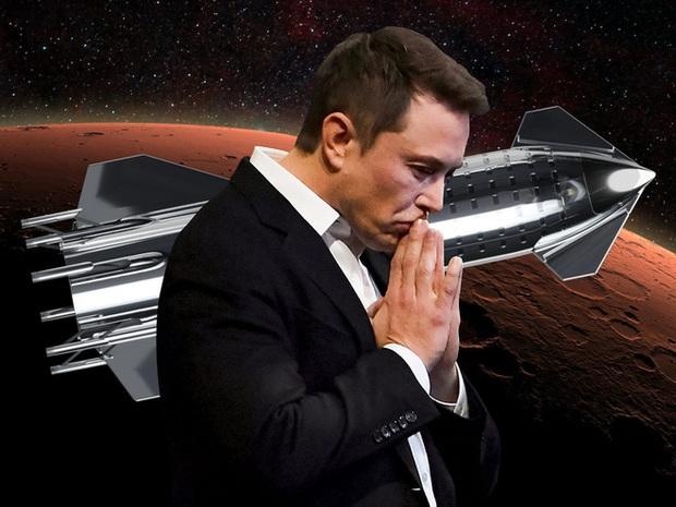 Elon Musk nói sẽ đưa 1 triệu người lên sao Hỏa vào năm 2050, sẵn sàng cho vay nếu bạn chưa đủ tiền  - Ảnh 2.