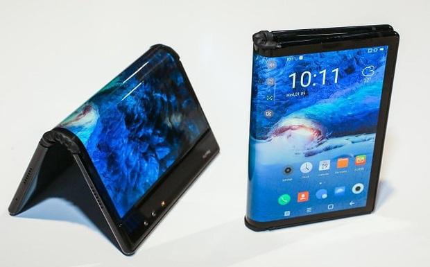 Vậy là Galaxy Fold đã trở thành smartphone màn hình gập tốt nhất năm 2019 - Ảnh 1.