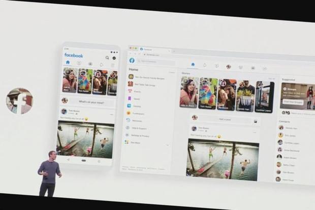 Đây là mọi thứ bạn cần biết về đợt đại tu giao diện mới của Facebook - Ảnh 3.