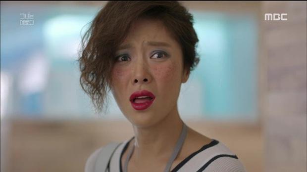 Rút kinh nghiệm từ những màn makeup lỗi trong phim Hàn, chị em cần tránh 3 sai lầm sau kẻo đầu năm đã thành thảm họa - Ảnh 4.
