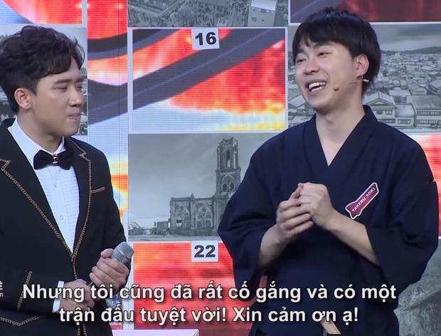 Tập cuối Siêu trí tuệ: Khán giả tự hào trước chiến thắng của đội nhà, tuyển thủ Nhật Bản được khen hết lời vì cử chỉ đẹp - Ảnh 6.