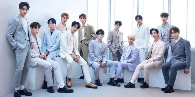 """Knet tranh cãi top 5 boygroup của Mnet: 3 nhóm nhạc mới nổi sánh ngang BTS trong khi EXO và dàn idol SM """"ra chuồng gà""""? - Ảnh 6."""