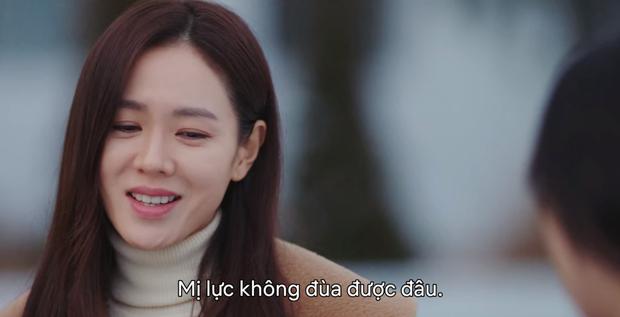 Cười sái quai hàm với 3 màn vì trai đẹp mà thiếu nghị lực của Son Ye Jin ở Crash Landing On You - Ảnh 9.