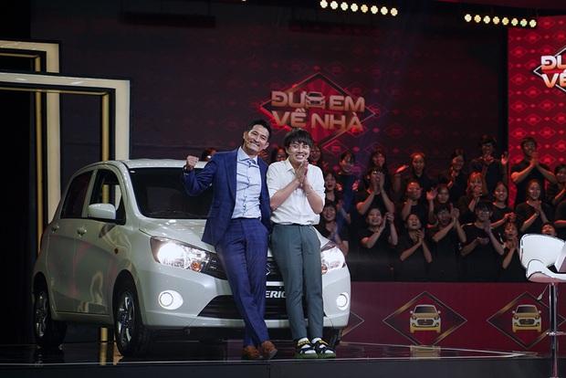 Duy Khánh - Huy Khánh trúng xe hơi gần nửa tỷ đồng trên gameshow - Ảnh 5.
