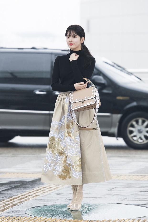 Ngỡ ngàng khi so sánh nhan sắc của tình đầu quốc dân Suzy năm 2020 với 2017: Sau 3 năm mà xinh đẹp không đổi như copy-paste - Ảnh 8.
