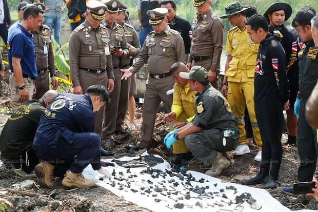 Phát hiện gần 300 mảnh xương dưới ao cạnh nhà tên bạn trai tệ bạc sát hại người yêu kém 18 tuổi - Ảnh 1.