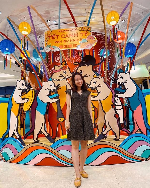"""Đang yên đang lành tự nhiên đến """"Festival âm lịch"""", giới trẻ Sài Gòn lại được cơ hội """"đi đu đưa"""" sống ảo ngập tràn MXH - Ảnh 18."""