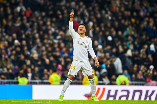 Thủ môn từng bị gắn mác thảm họa giúp Real Madrid đạt thống kê không thể tin nổi để vượt qua Barcelona tại La Liga - Ảnh 2.