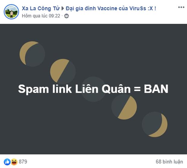 Liên Quân Mobile: Liên tục mở sự kiện share link, Garena khiến game thủ spam điên cuồng khắp Facebook - Ảnh 4.