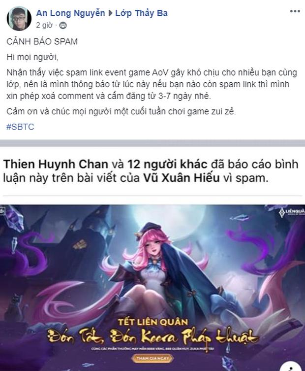 Liên Quân Mobile: Liên tục mở sự kiện share link, Garena khiến game thủ spam điên cuồng khắp Facebook - Ảnh 5.