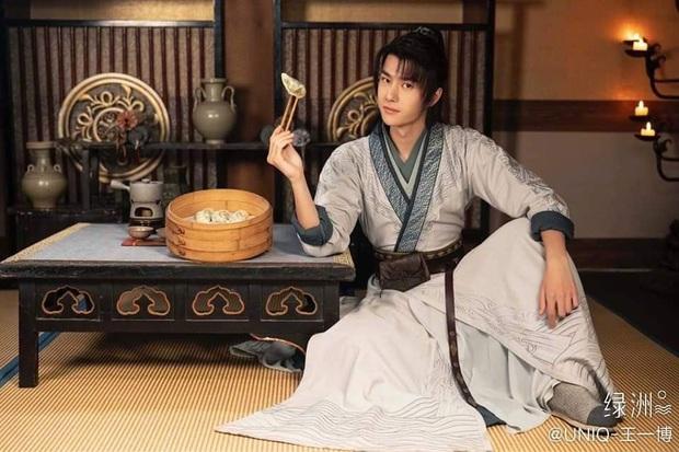 Top danh sách 5 sao nam cổ trang kém sắc nhất màn ảnh Trung: Nam thần Lý Hiện - Vương Nhất Bác bỗng bị réo tên - Ảnh 3.