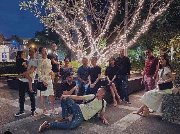 Vợ chồng Hà Tăng và nhóm bạn tổ chức tiệc sinh nhật muộn cho Louis Nguyễn tại Philipines: Nhìn qua đã thấy sang chảnh! - Ảnh 4.