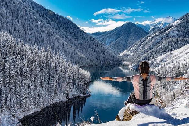 Hồ nước với những thân cây mọc ngược lên trời rùng rợn nhất thế giới, tìm ra nguyên nhân hiện tượng lạ ai cũng bất ngờ - Ảnh 25.