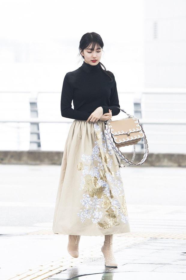 Ngỡ ngàng khi so sánh nhan sắc của tình đầu quốc dân Suzy năm 2020 với 2017: Sau 3 năm mà xinh đẹp không đổi như copy-paste - Ảnh 10.