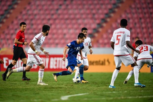 Rắp tâm chơi nhây, đá xấu khiến U23 Việt Nam bị loại, tuyển UAE dính ngay quả báo, thua đậm không thể tin nổi tại tứ kết giải U23 châu Á - Ảnh 1.