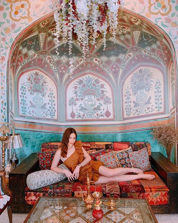 """Đến Chiang Mai hóa thân thành công chúa hoàng gia Ấn Độ: nghe có vẻ lạ nhưng lại được hội """"bánh bèo"""" vô cùng yêu thích - Ảnh 2."""
