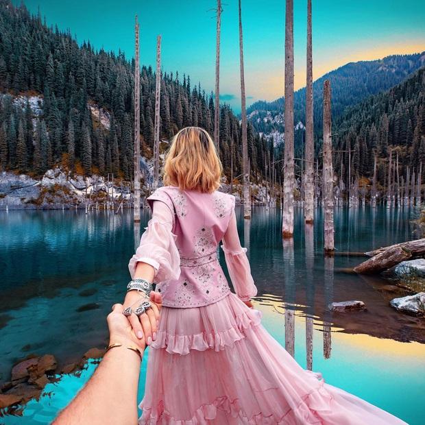 Hồ nước với những thân cây mọc ngược lên trời rùng rợn nhất thế giới, tìm ra nguyên nhân hiện tượng lạ ai cũng bất ngờ - Ảnh 10.