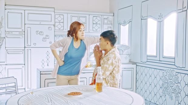 """AMEE, Huỳnh James cùng Mạc Văn Khoa chọc Puka tức điên trong MV nhạc phim """"30 Chưa Phải Tết"""" - Ảnh 3."""
