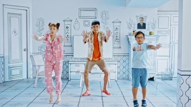 """AMEE, Huỳnh James cùng Mạc Văn Khoa chọc Puka tức điên trong MV nhạc phim """"30 Chưa Phải Tết"""" - Ảnh 5."""