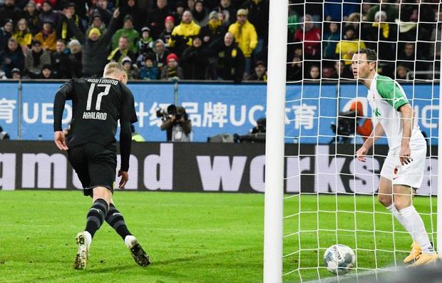 Khó có màn ra mắt nào ấn tượng hơn: Tiền đạo kiêm kỷ lục gia được săn đón nhất châu Âu được thay vào sân phút 56, đến phút 79 ghi xong 3 bàn - Ảnh 2.