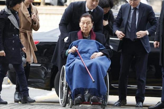 Người sáng lập Tập đoàn Lotte qua đời ở tuổi 99 - Ảnh 1.