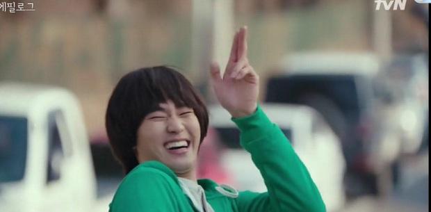 Cực nóng: Cụ giáo Kim Soo Hyun chính thức tái xuất, hóa điệp viên giả ngốc trong tập 10 Crash Landing on You! - Ảnh 4.