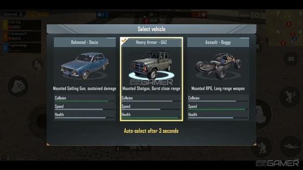PUBG Mobile: Những mẹo hay ho giúp bạn chiến thắng dễ dàng chế độ Rage Gear mới toanh - Ảnh 2.