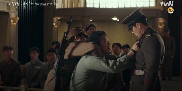 Nghe tin Son Ye Jin bị dọa giết, Hyun Bin bỏ việc chạy luôn sang Hàn Quốc đoàn tụ crush ở tập 10 Crash Landing on You - Ảnh 1.