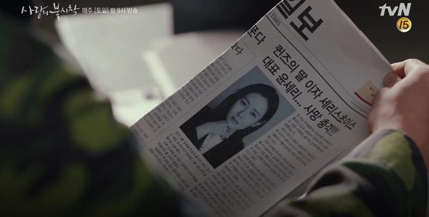 Nghe tin Son Ye Jin bị dọa giết, Hyun Bin bỏ việc chạy luôn sang Hàn Quốc đoàn tụ crush ở tập 10 Crash Landing on You - Ảnh 3.