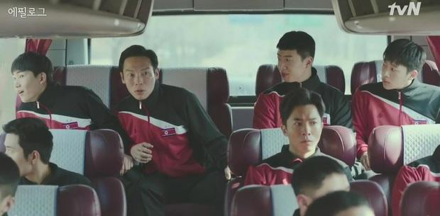 Nghe tin Son Ye Jin bị dọa giết, Hyun Bin bỏ việc chạy luôn sang Hàn Quốc đoàn tụ crush ở tập 10 Crash Landing on You - Ảnh 9.