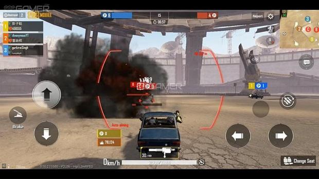 PUBG Mobile: Những mẹo hay ho giúp bạn chiến thắng dễ dàng chế độ Rage Gear mới toanh - Ảnh 3.