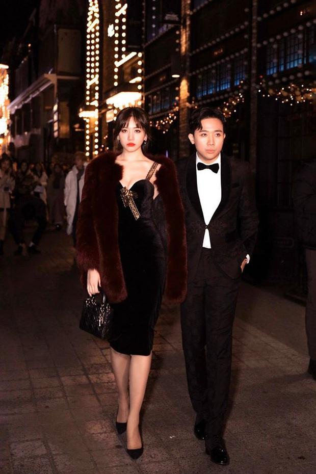 2 cặp đôi Trấn Thành - Hari và Trường Giang - Nhã Phương: Người thích vợ mặc hở, đi giày độn để đẹp đôi với vợ; người chỉ mặc đồ vợ thích - Ảnh 2.