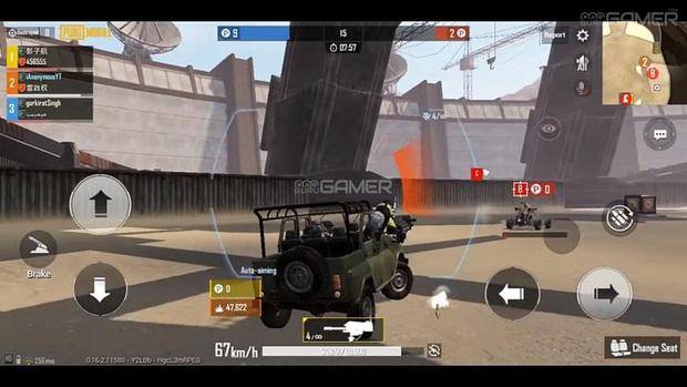 PUBG Mobile: Những mẹo hay ho giúp bạn chiến thắng dễ dàng chế độ Rage Gear mới toanh - Ảnh 4.