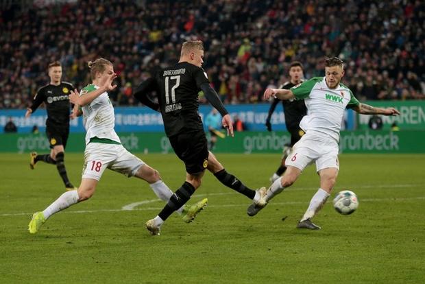 Khó có màn ra mắt nào ấn tượng hơn: Tiền đạo kiêm kỷ lục gia được săn đón nhất châu Âu được thay vào sân phút 56, đến phút 79 ghi xong 3 bàn - Ảnh 6.
