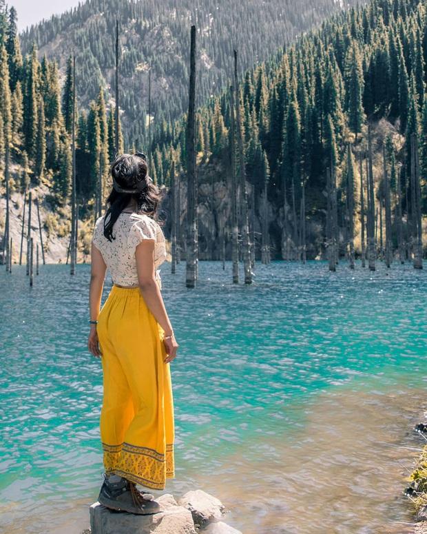 Hồ nước với những thân cây mọc ngược lên trời rùng rợn nhất thế giới, tìm ra nguyên nhân hiện tượng lạ ai cũng bất ngờ - Ảnh 24.