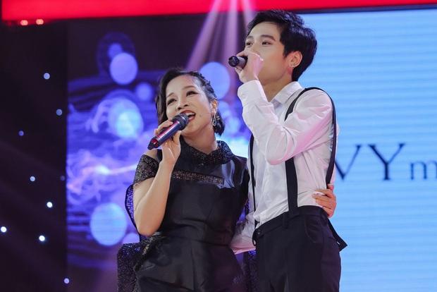 Giọng ải giọng ai: Trấn Thành bất ngờ khi Diva Mỹ Linh là một vựa muối - Ảnh 6.