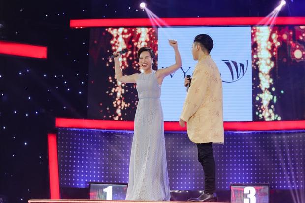 Giọng ải giọng ai: Trấn Thành bất ngờ khi Diva Mỹ Linh là một vựa muối - Ảnh 5.