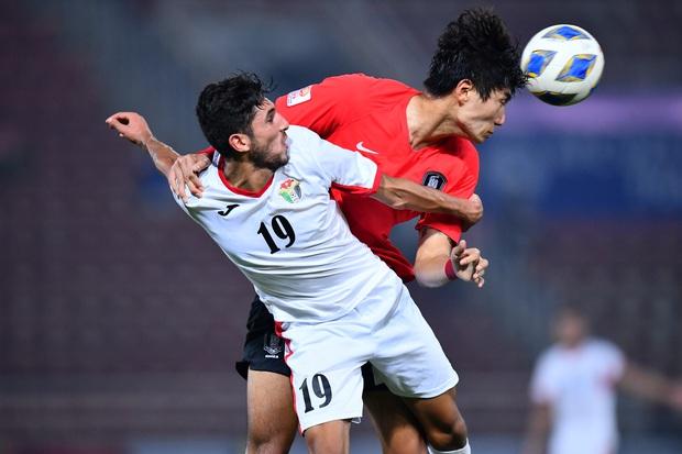 U23 Hàn Quốc vào bán kết U23 châu Á 2020 đầy kịch tính bằng siêu phẩm ở phút cuối cùng - Ảnh 8.