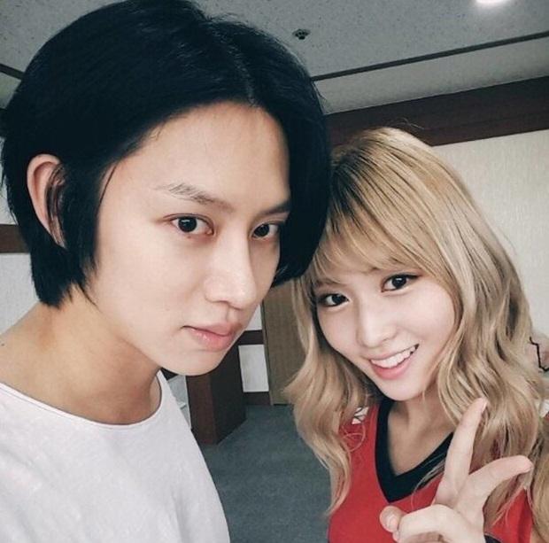 Động thái đầu tiên của Heechul sau khi công khai chuyện yêu đương với mỹ nhân kém 13 tuổi Momo (TWICE) - Ảnh 1.
