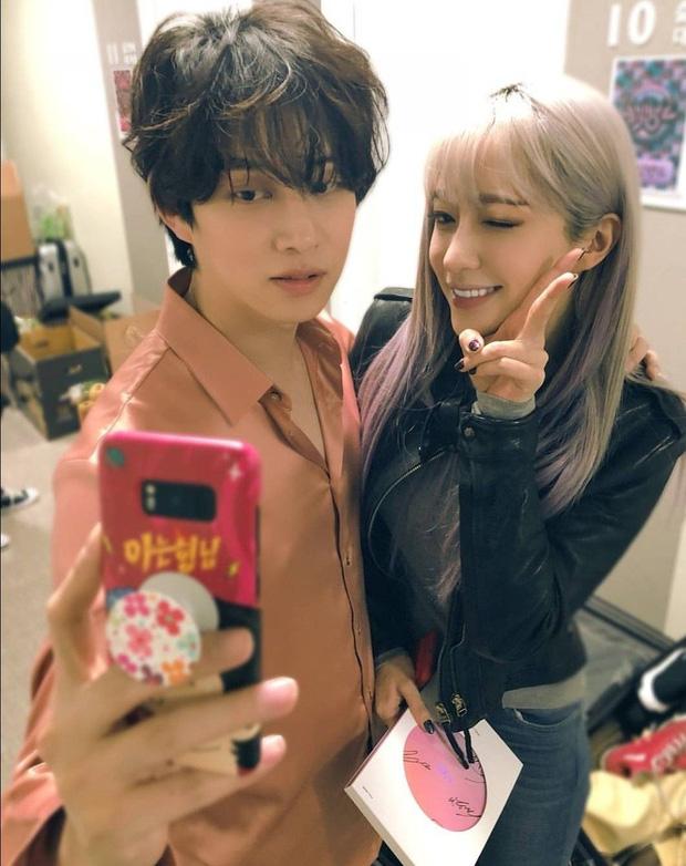 Cả dàn mỹ nam mỹ nữ dính tin đồn tình ái với Heechul, nhưng Momo (TWICE) chính là người đặc biệt nhất - Ảnh 10.