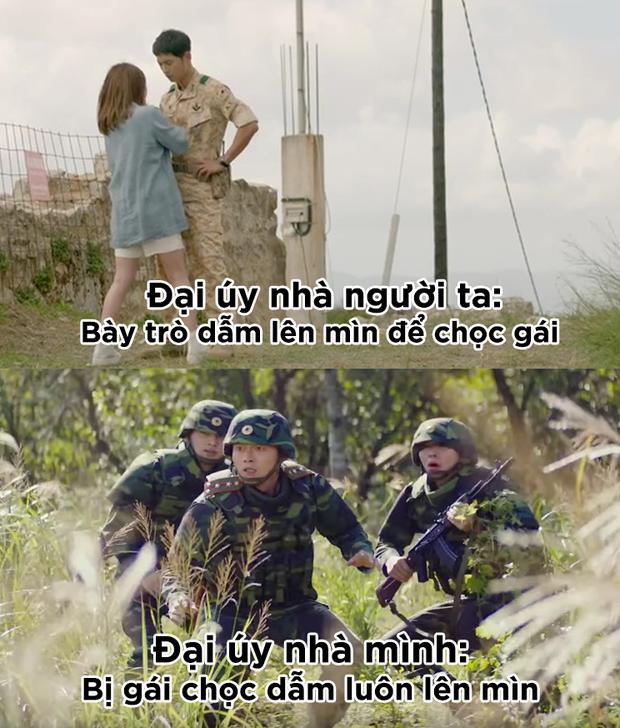 MXH rần rần cà khịa Hyun Bin (Crash Landing on You): Người ta đưa đón phi cơ ai lấy xe đạp thồ đèo gái như anh? - Ảnh 3.