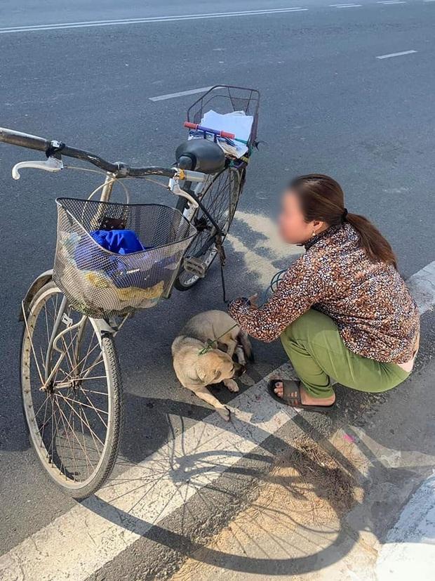 Xuất hiện clip người đàn ông kéo lê chú chó hàng trăm mét, con vật nhỏ bê bết máu trên đường khiến nhiều người phẫn nộ - Ảnh 4.