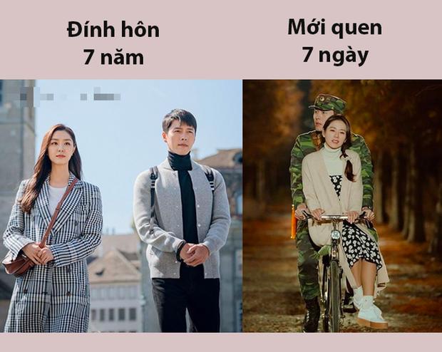 MXH rần rần cà khịa Hyun Bin (Crash Landing on You): Người ta đưa đón phi cơ ai lấy xe đạp thồ đèo gái như anh? - Ảnh 7.
