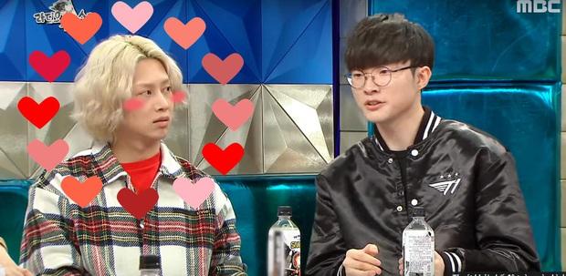 Kim Hee Chul hội ngộ với idol Faker tại chương trình về eSports đầu tiên của đài KBS - The Dreamers - Ảnh 3.