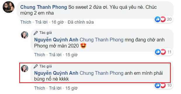 Váy Quỳnh Anh diện khi được Duy Mạnh cầu hôn hóa ra đụng Hoàng Yến Chibi, bất ngờ nhất là có liên quan đến bộ váy cưới tương lai - Ảnh 3.