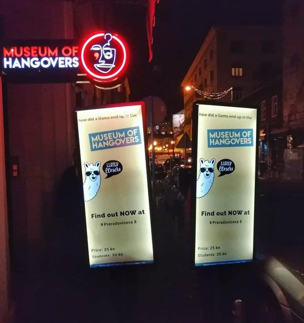 Phát lú với bảo tàng say xỉn đầu tiên trên thế giới: tất cả đều liên quan đến chuyện nhậu nhẹt, định thử thách độ tỉnh táo của khách hay gì? - Ảnh 2.