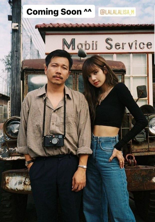 """Ngắm loạt ảnh film """"thần sầu"""" của Lisa mỗi lần về Thái Lan để thấy có một người bạn thân là nhiếp ảnh gia thì xịn như nào! - Ảnh 3."""