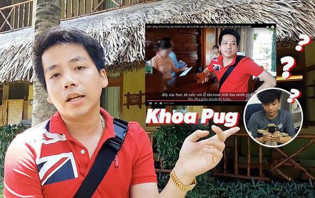 So sánh Khoa Pug và Quỳnh Trần JP: Nổi tiếng trên Youtube theo cách đơn giản như đang giỡn, đúng là thời tới đỡ không nổi mà! - Ảnh 2.