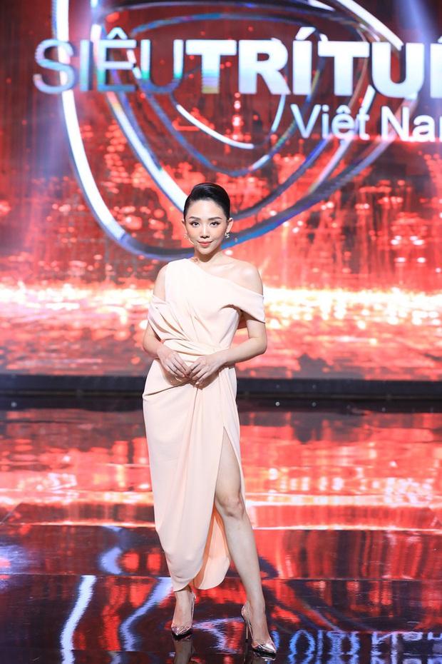 Profile siêu đỉnh của dàn Giám khảo vòng giao hữu quốc tế Siêu trí tuệ Việt Nam - Ảnh 6.